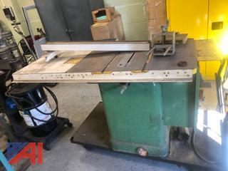 Powermatic Table Saw, Model #66
