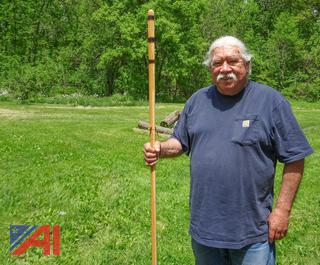 Onondaga Walking Stick
