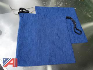 Handsewn Drawstring Bags
