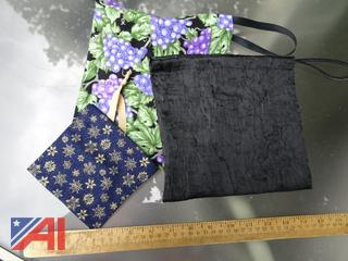 Various Cloth Drawstring Bags