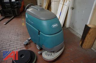 Tennant T5 Ech20 Floor Scrubber