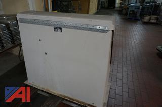 Hot Box Plumbing Enclosure