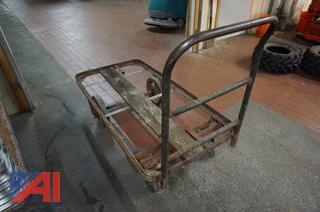 Heavy Duty Steel Cart