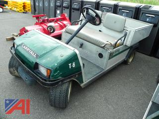 (10) 1998 Club Car Carry All Ingersoll-Rand Utility Cart
