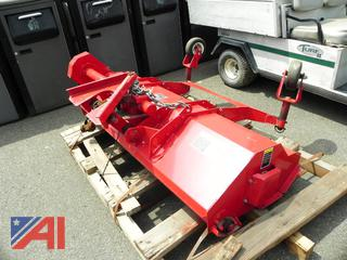 "(20) 2015 Vrisimo MM60T 60"" Flail Mower Attachment"