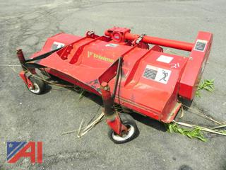 "(21) 2015 Vrisimo MM60T 60"" Flail Mower Attachment"