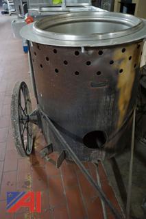 Pipe Line Equipment Chowder Pot