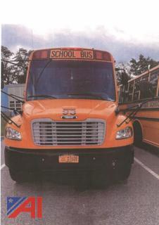 2018 Thomas B2B School Bus