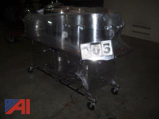 Stainless Steel Urns and More