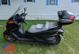2012 Yamaha Majesty Motorcycle