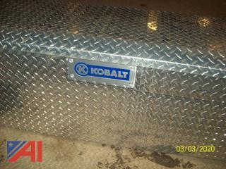 Kobalt Truck Tool Box