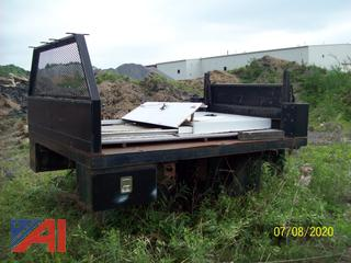Flatbed With Lift Gate