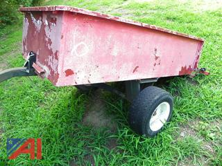 (#6) Small Landscaping Trailer