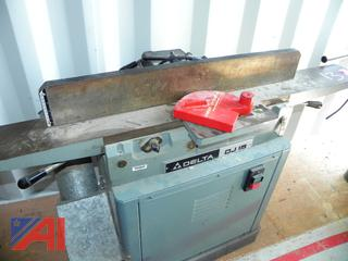 (#13) Delta DJ-15 Jointer
