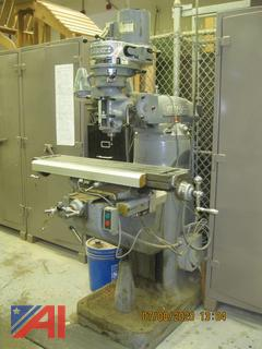 Millport Vertical Turret Milling Machine