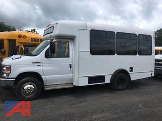2017 Ford E350 Shuttle Bus