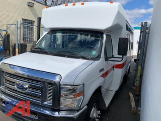 2012 Ford E350 Econoline Van with Wheelchair Lift