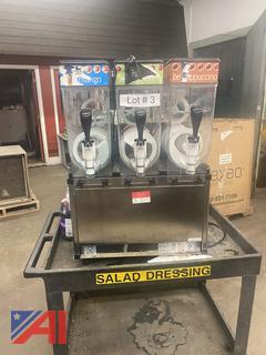 SPM 3-Bowl Frozen Drink Machine