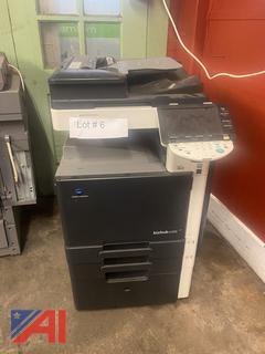Konica Minolta Bizhub C220 Multifunction Printer