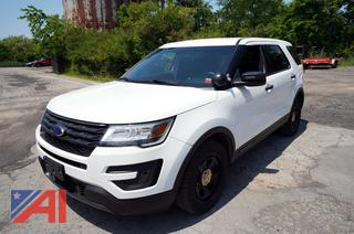 REDUCED BP 2017 Ford Explorer SUV/Police Interceptor