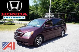 2010 Honda Odyssey Passenger Minivan