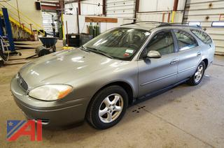 2004 Ford Taurus SE 4-Door Sedan