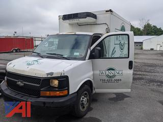 2005 Chevy Express 3500 Box Truck