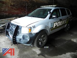 2008 Dodge Durango SUV/Police Vehicle