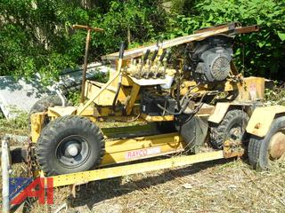 Rayco RG1620 JR Stump Grinder