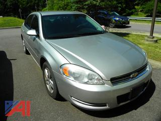 (#9) 2007 Chevy Impala LS 4 Door Sedan