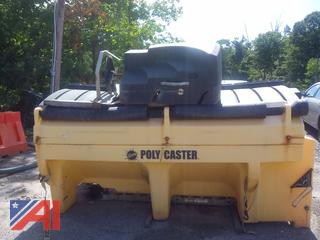 Fisher Poly Caster Sander (E749) **Parts Only**