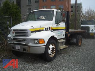 2003 Sterling Acterra Stake Bed Truck