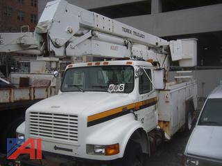 1998 International 4700 Utility Bucket Truck