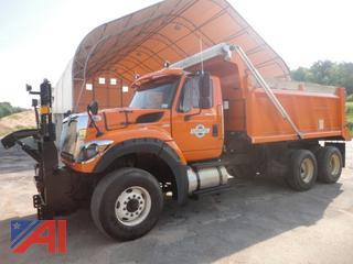 2012 International Maxx Force Work Star 7600 Dump Truck