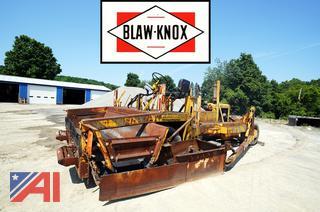 Blaw-Knox RW-195 Road Widener