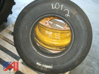 HK865, ST235/85R16 Trailer Tire