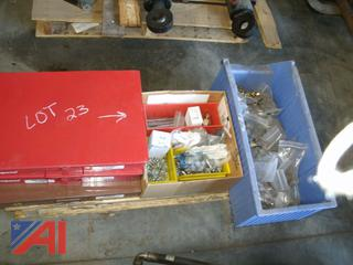 Miscellaneous Screws, Brass Fittings and Fuses