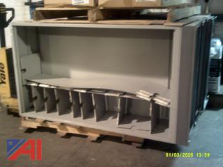 Metal Mail Sorter Units