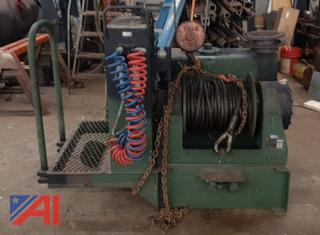 DP 45,000 Pound Military Winch