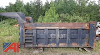 14' Galion Dump Box with Cylinders