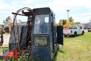Link Belt Cab