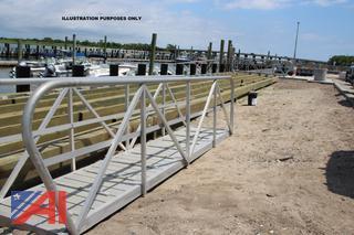 Aluminum Dock Walkway