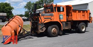 1971 Oshko P2023 Dump Truck with Wing and Plow