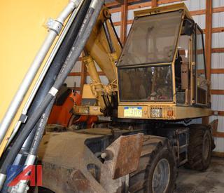 1985 Caterpillar 212 Excavator