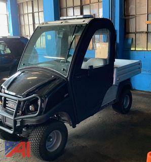2018 Club Car Carryall 550 Utility Vehicle