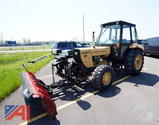 1997 Ford/New Holland 545D Tractor with Plow/31