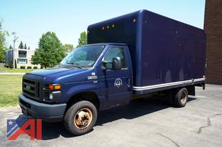 2009 Ford E350 Super Duty Box Truck with Lift Gate/18