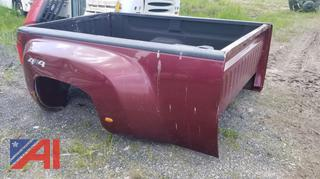 Chevy Dually Pickup Bed