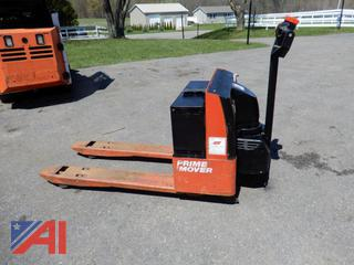 Prime Mover PMX45 Electric Pallet Jack