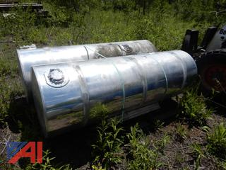 125 Gallon Aluminum Fuel Tanks
